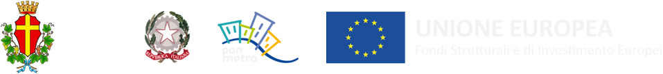 Comune di Messina con il Patrocinio dell Repubblica Italiana all'interno del PON 2014-2020 con i Fondi strutturali e di investimento Europei